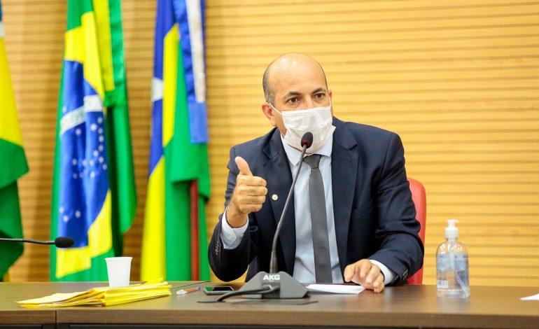 Emenda do deputado Ismael Crispin garante retomada de obras em Espigão do Oeste
