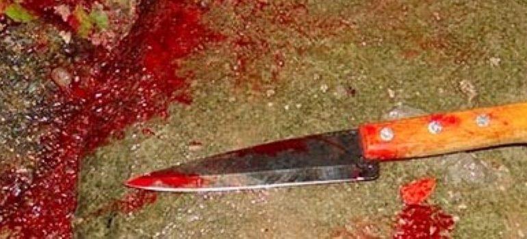 ESFAQUEADO: Briga entre vizinhos por causa de roçadeira quase termina em morte