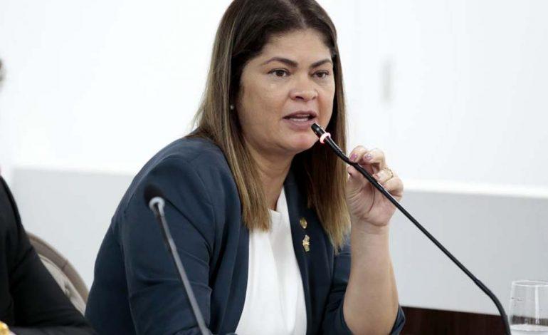 Deputada Cássia Muleta se reúne com comandante-geral da Polícia Militar de Rondônia