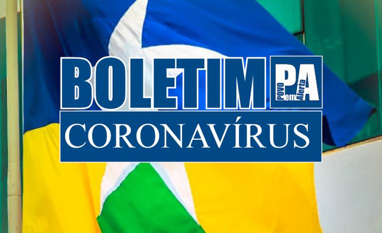 CORONAVÍRUS: Nesta terça-feira Rondônia registra 14 mortes e 1.041 casos confirmados