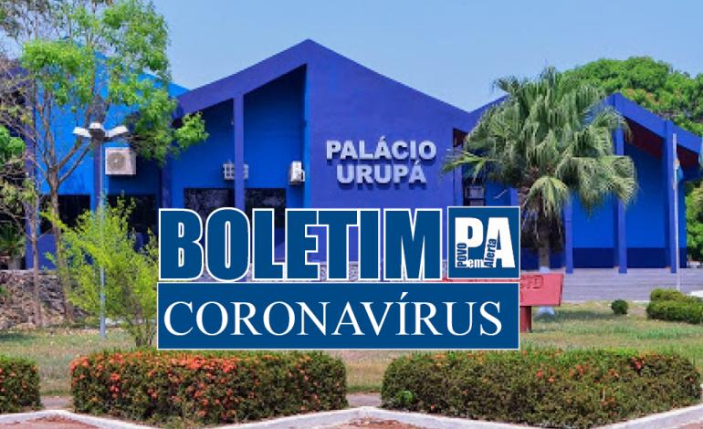 Em Ji-Paraná, 6 pessoas morrem de coronavírus, e 253 novos casos nesta sexta-feira (19)