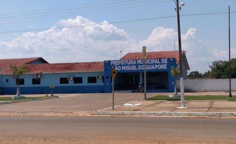 TCE/RO considera irregular o portal da transparência da Prefeitura de São Miguel do Guaporé