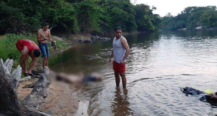 Afogado: Adolescente morre ao tentar atravessar Rio nadando junto de irmão, em Rondônia