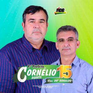 Vereador Alexandre Carazai ingressa com impugnação em face de Ronaldo Mota, vice de Cornélio Duarte, à Prefeitura de São Miguel