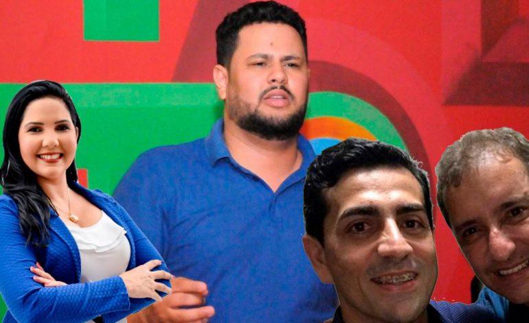 Hildon Chaves, Cristiane Lopes e Breno Mendes são inimigos do servidor público em Porto Velho, diz Samuel Costa
