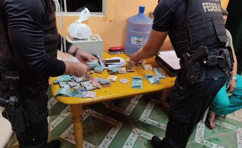 EM RONDÔNIA: PF deflagra operação contra facção criminosa que fazia tráfico internacional