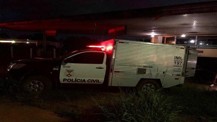 Corpo de vigilante é encontrado em estado de putrefação em escritório de posto de combustível, em RO
