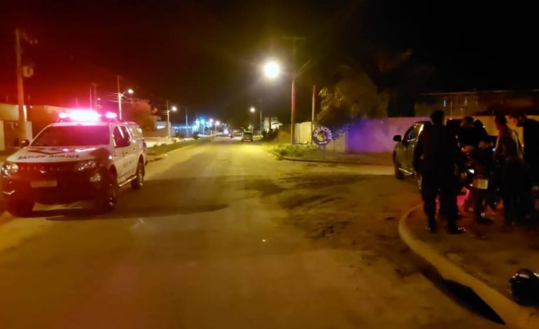 Homem de 29 anos morre no hospital, após praticar roubo e trocar tiros com policiais militares
