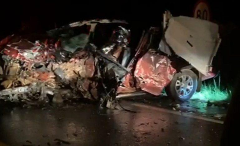 Trágico acidente entre duas caminhonetes mata empresário na Br-364 em Rondônia