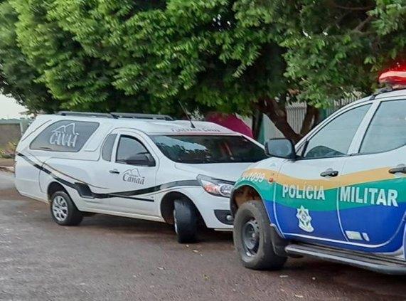 Urgente: Pai mata duas crianças tira foto envia para mulher e depois comete suicídio em Rondônia