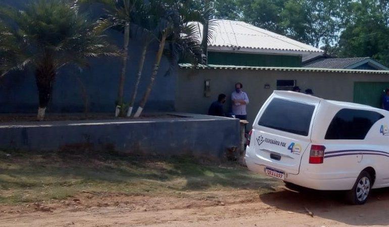 Urgente! Cadáver é encontrado dentro de residência em Ji-Paraná, suspeita-se de homicídio