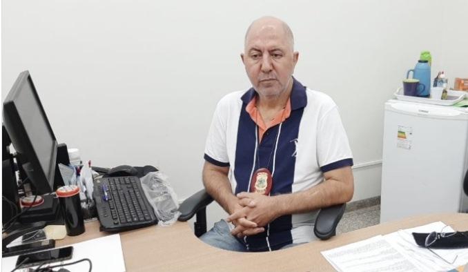 Preso diz que recebeu R$ 50 para furtar comitê político em Ji-Paraná