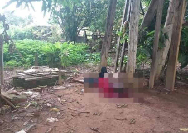 BRUTALIDADE: Homem é assassinado com golpe de canivete em garimpo