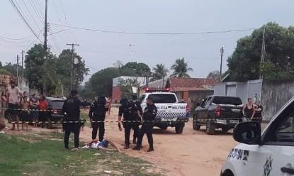 Urgente! Dois homicídios são registrados simultaneamente em Ji-Paraná
