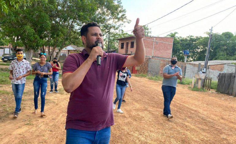 Samuel Costa tem 4,8% das intenções de voto para prefeito de Porto Velho, aponta pesquisa
