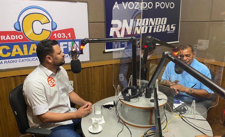 Samuel Costa propõe auxílio aluguel para vítimas de violência doméstica em Porto Velho