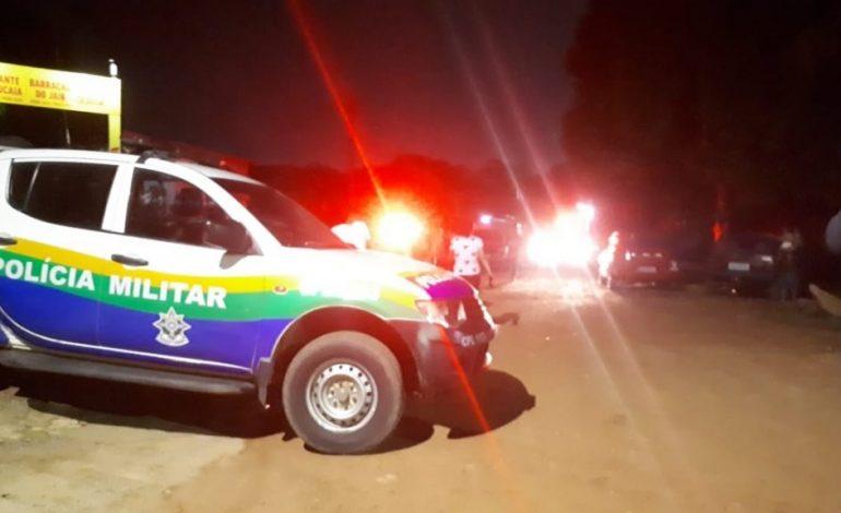 Homem é preso dentro do hospital após degolar a própria mulher em Buritis