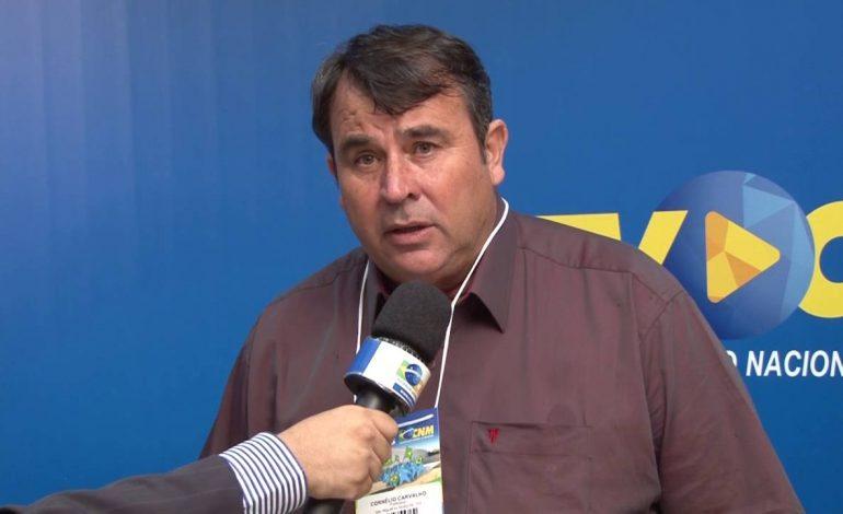 Em áudio, secretário geral do MDB de São Miguel manda um recado para o prefeito Cornélio: vai naufragar em breve