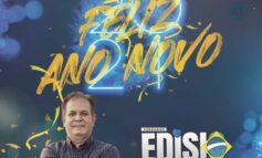 Mensagem de Ano Novo do vereador eleito Edísio Barroso