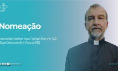 PAPA FRANCISCO NOMEIA BISPO PARA A DIOCESE DE JI-PARANÁ