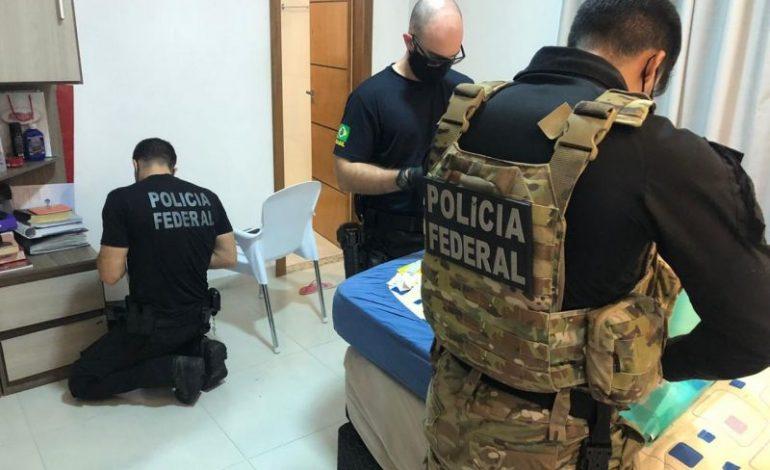 Ji-Paraná – Polícia Federal deflagrou, na manhã desta quarta-feira, a Operação Illusio
