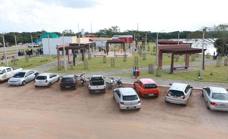 Praças públicas estão temporariamente interditadas em Ji-Paraná