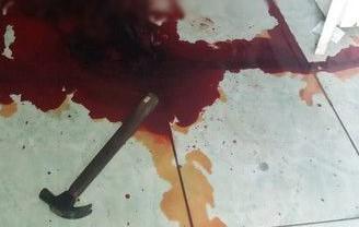 URGENTE – Adolescente de apenas 14 anos de idade mata o próprio pai com marteladas, em Ji-Paraná