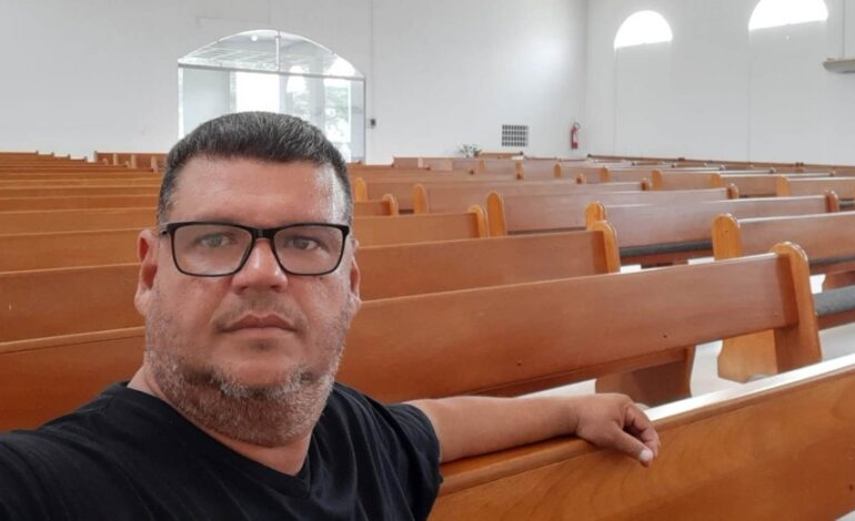 Morte de Emerson Chagas é profundamente lamentada em Ji-Paraná