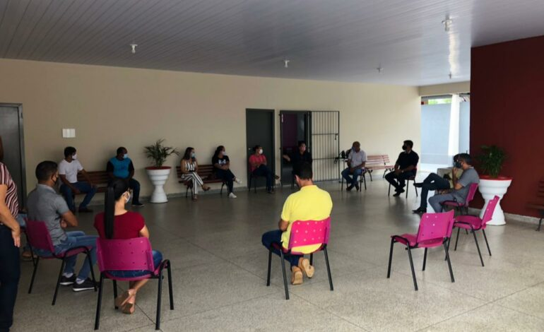 Ismael Crispin destina recurso de R$ 150 mil para escola de Nova Brasilândia