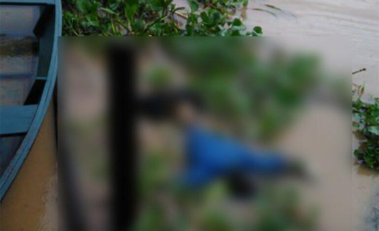 Corpo de homem é encontrado às margens de rio, em RO