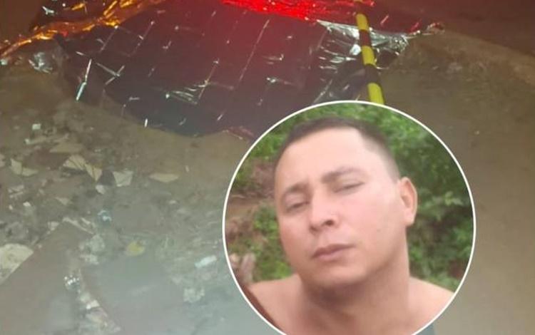 Homem é executado com tiros nas cabeça na frente de casa