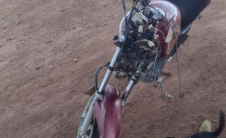 Motociclista é achado morto por agricultor em linha rural