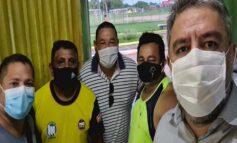Vereador Fogaça vai ao Conjunto Jamari verificar situação de área de lazer