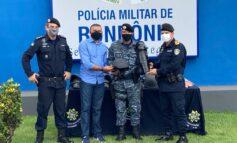 DEPUTADO: Alex Silva entrega equipamentos de segurança para Força Tática da PM