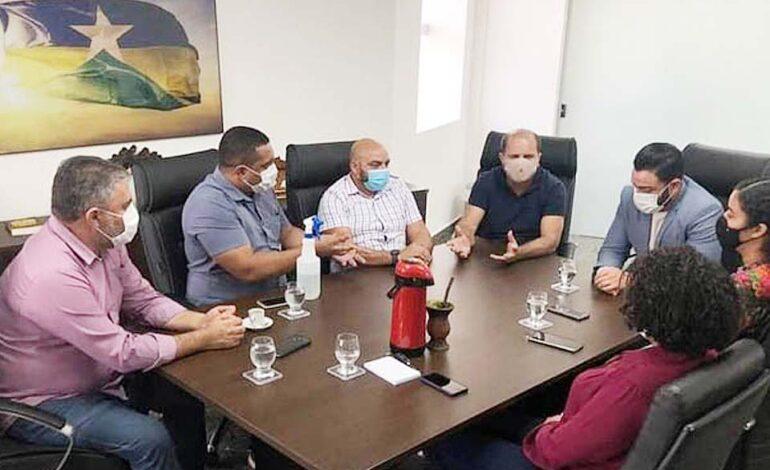 Vereador Everaldo Fogaça participa de debate na Casa Civil sobre setor produtivo