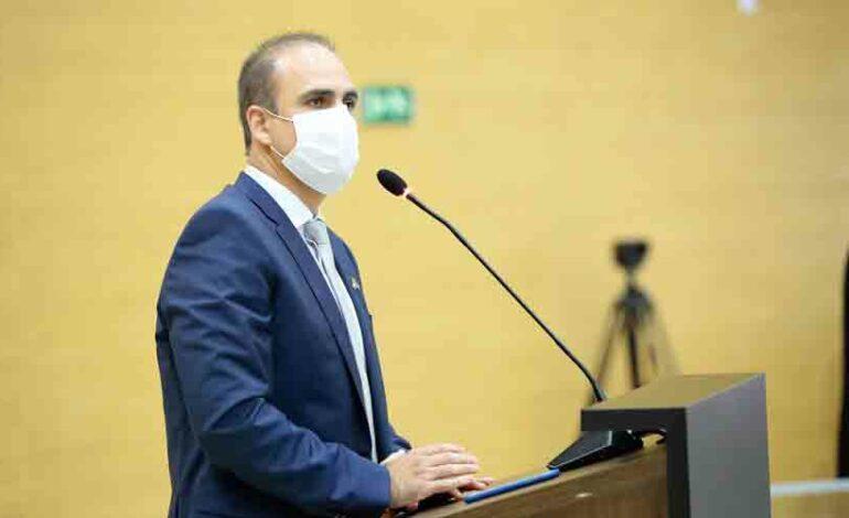 Alan Queiroz destaca início dos trabalhos como deputado na Assembleia Legislativa