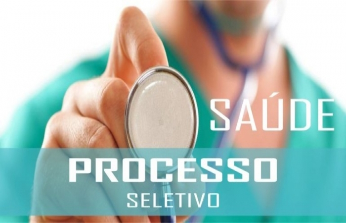 Profissionais da Saúde têm até sexta para se inscreverem no Processo Seletivo da Prefeitura