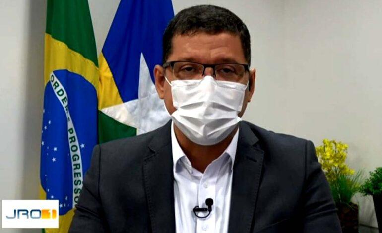 Marcos Rocha anuncia volta do programa AmpaRo por mais 6 meses; benefício será de R$ 100