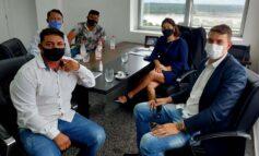 Deputada Cassia Muleta recebe vereadores de Guajará-Mirim para tratar da Saúde do município