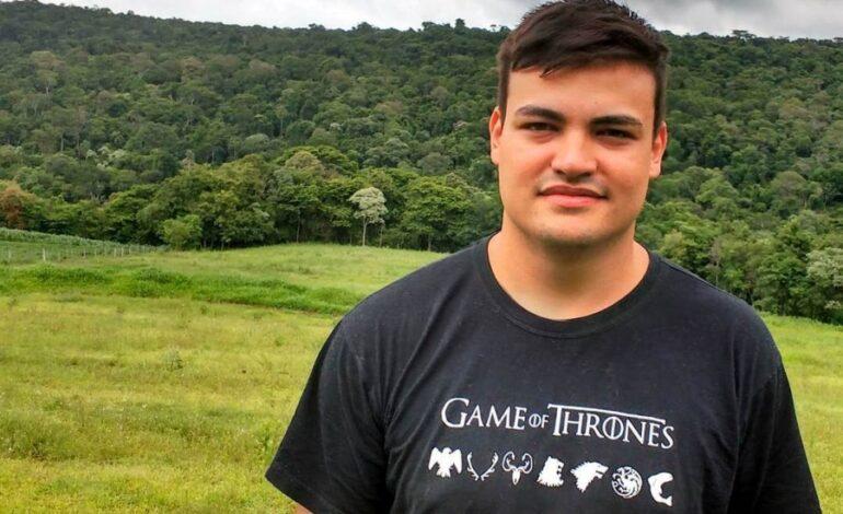 Morre o jovem professor de matemática Orides Júnior; veja homenagens