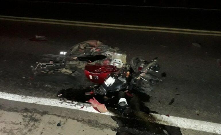 Acidente na Br-364 entre Ji-Paraná e Presidente Médici mata jovem de 24 anos