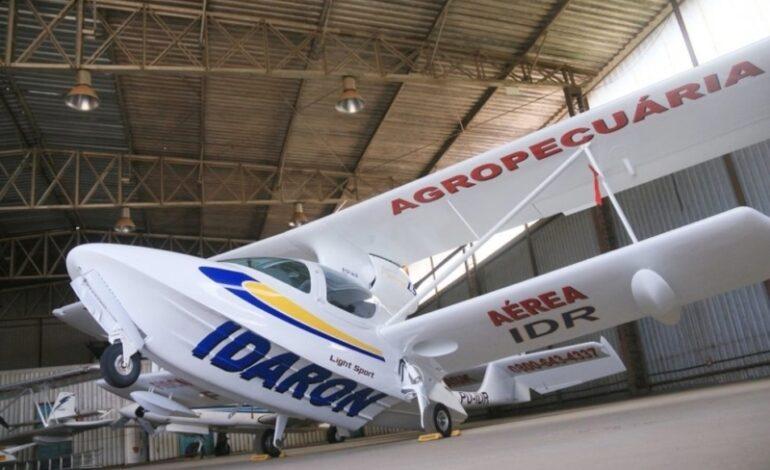 Idaron compra avião de quase R$ 1 milhão para reforçar fiscalização de sanidade animal em Rondônia