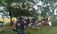 Após denúncia anônima Polícia Militar e agentes da Vigilância Sanitária acaba com festa clandestina de Rally de Motocross em RO