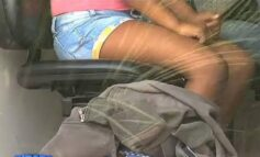 TARADO: Passageiro que molestava jovem em viagem na BR-364 é preso pela PM