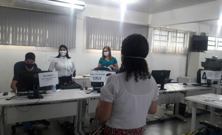 Detran Rondônia volta a atender o público de forma presencial com horário agendado