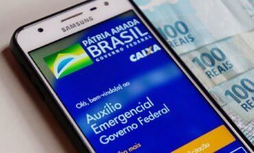 DINHEIRO: Caixa paga hoje auxílio emergencial a nascidos em fevereiro