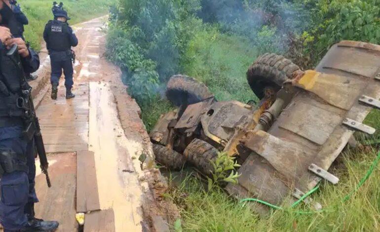 Bandos Armados voltam a invadir terras na região de Campo Novo