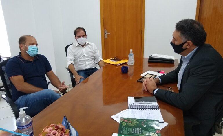 Trabalho do deputado Cirone Deiró contempla município de Pimenta Bueno