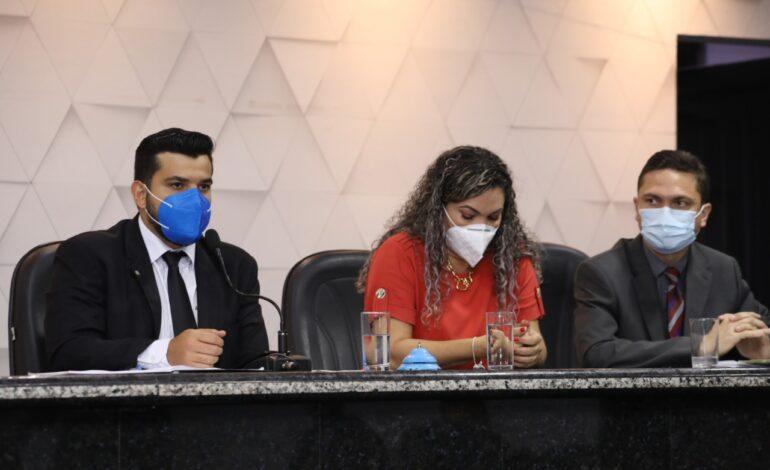 Primeira sessão ordinária da Câmara de Vereados deste ano é realizada em Ji-Paraná
