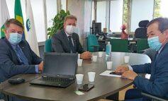 Luizinho Goebel parabeniza Eduardo Japonês por determinar a compra de vacina para Vilhena